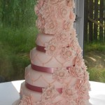 Rory n Ritchie Wedding Cake