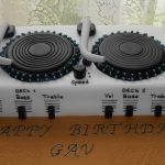 decks novelty cake