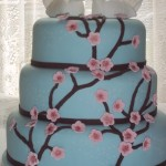 Doves Wedding Cake