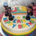 Erins JLS Cake