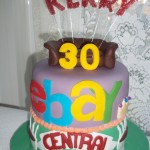 Kerrys Birthday cake