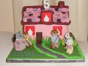 Libby's house cake