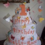 Stella's Butterfly Cake