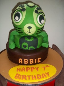 Zooble Cake