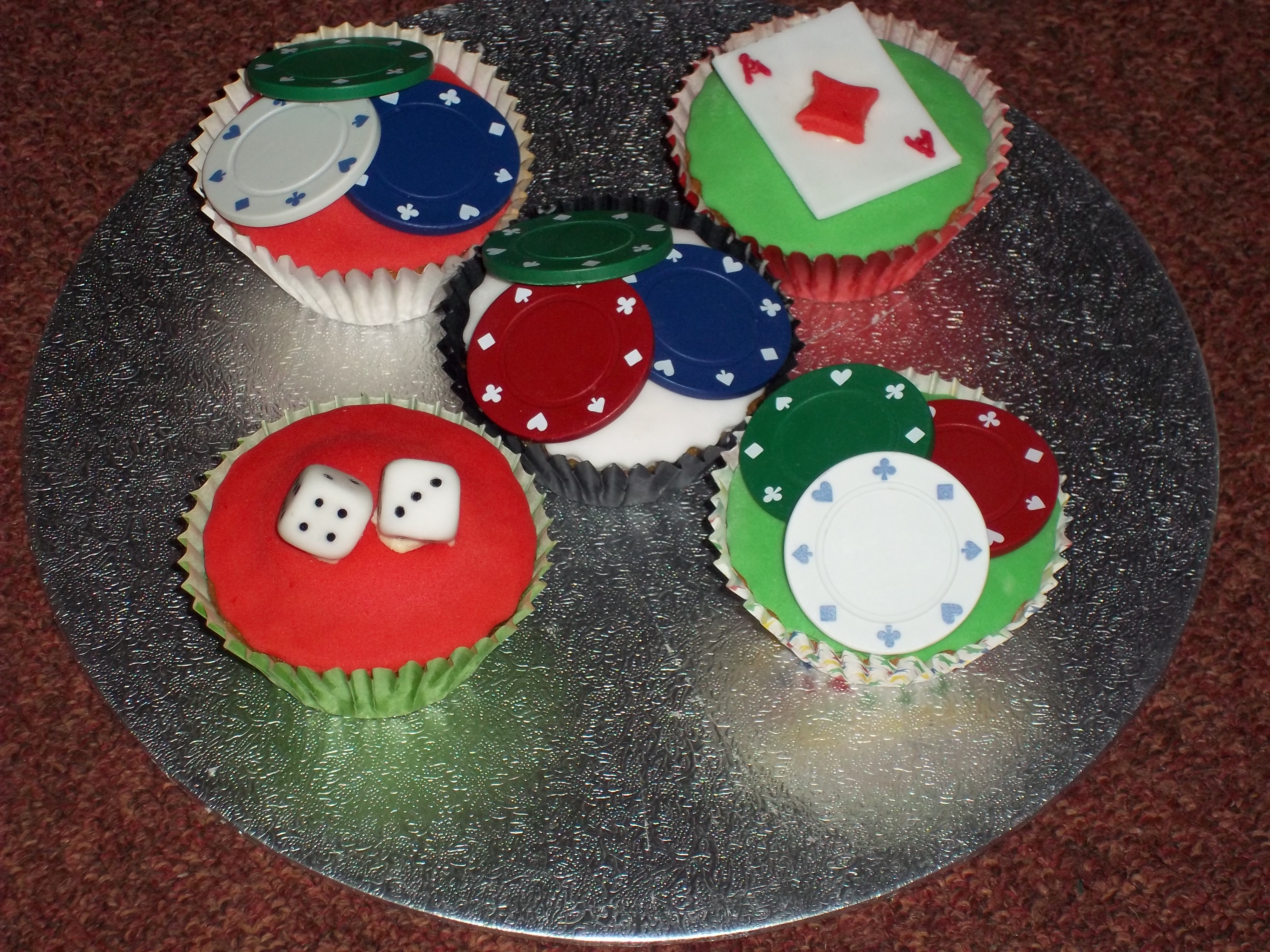 Casino Cakes 003 Jan S Occasional Cakes
