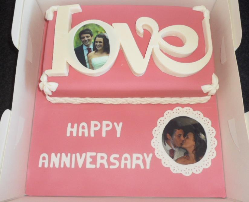 Anniversary cakes u jan s occasional cakes