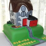 Age UK Charity Cake