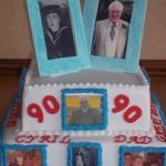Cyrils Birthday cake