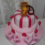 Orla Christening Cake