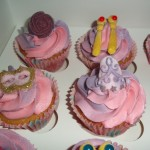 Princess themed toppers