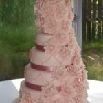 Rory n Ritchie Wedding Cake