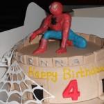 Sienna spiderman