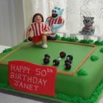 Stoke fan bowler