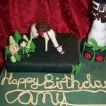 Tangled Cake including Maximus
